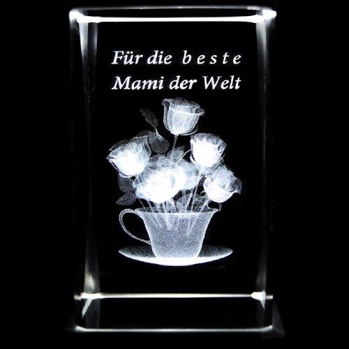 3D Laser Kristall Glasblock Mit Led Beleuchtung | Glasblock Archives Rat Geber24